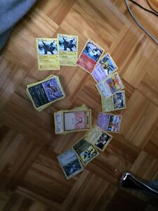 300+ CARTES POKEMON RARE