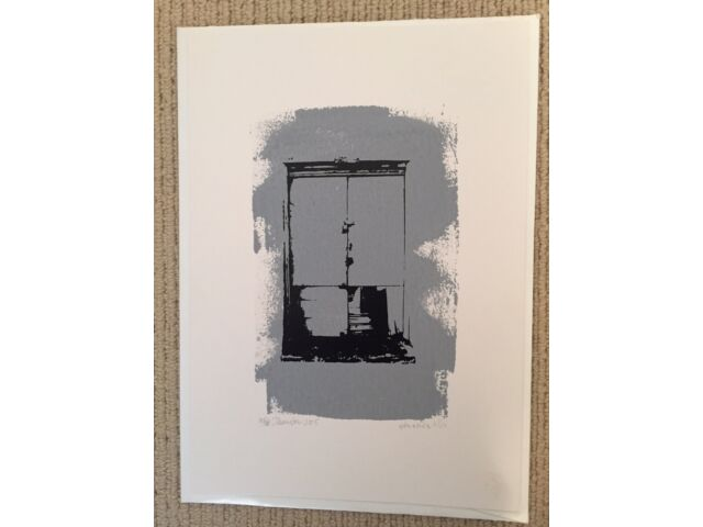 Urban Artist Stormy Mills Numbered Screen Print
