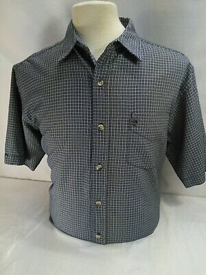 The North Face Men's Casual Short Sleeve Button Up Shirt Size M