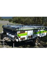 Rare hard sided pop top camper Norah Head Wyong Area Preview