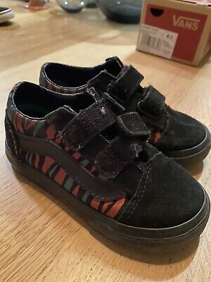 Toddler Vans Shoes Size 8 Old Skool A Tribe Called Quest