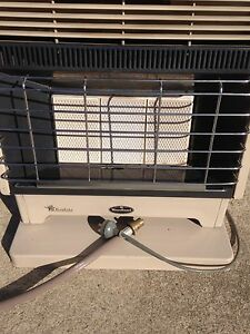 3 Burner Natural Gas Heater with fan force Mount Druitt Blacktown Area Preview