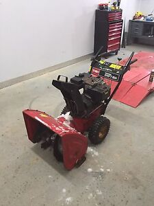 Toro 824 Powershift snowblower
