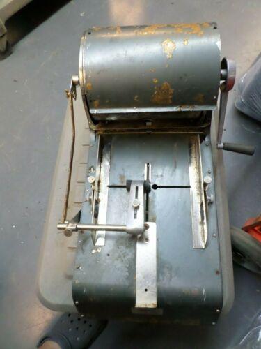 Vintage Mimeograph  Copy Machine-Ward Signature Model 8565