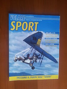 Rivista-di-Aviazione-Mensile-Volare-Sport-Allegato-N-227-Novembre-2002-Anno-XX