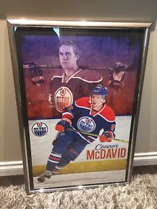 Connor McDavid Framed Picture