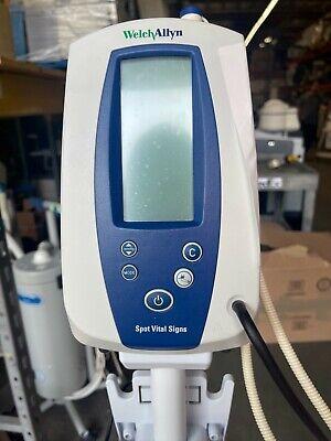 Welch Allyn Spot Vital Signs Monitor 420 Tb W Stand