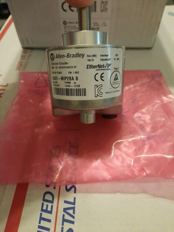 Allen Bradley Absolute Encoder 842E-MIP2BA B NEW FREE SHIPPING
