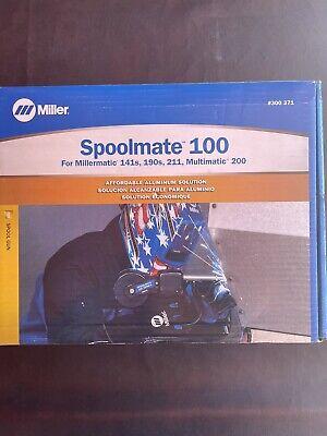 Miller Spoolmate 100 135 Amps Spool Gun 300371