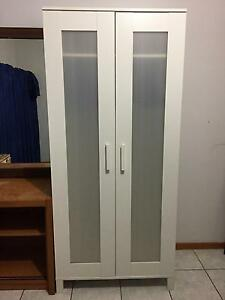 Ikea White Anebode Wardrobe Oxley Brisbane South West Preview
