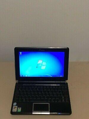 """Netbook Usado Asus Eee PC 1000H Intel Atom N270 1GB 160GB 10"""" Win 7 Webcam comprar usado  Enviando para Brazil"""
