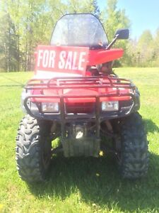 2001 Fourtrax 350 Es 2wd,  Excellent Condition!