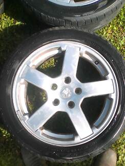 """Holden Commodore VT / VX Low profile rims 17"""" Mount Gambier Grant Area Preview"""