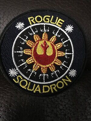 Star Wars Rogue Squadron Embroidered Patch