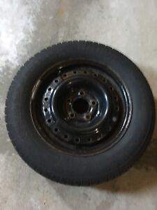 Snow tires 2007 Mazda 3 195/65R15