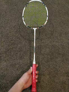 Protech Edge Serve Racket Professional Badminton