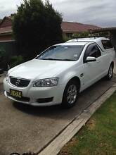 2010  Holden VE Commodore omega ute Bomaderry Nowra-Bomaderry Preview