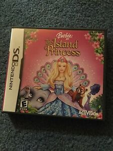 Ds game the island princess