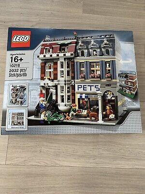 Lego Creator Expert - Pet Shop - Retired Set 10218 - BNIB - Modular