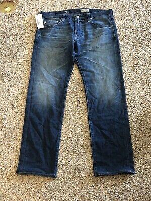 AG Denim 360 Slim Straight Jeans 32x34
