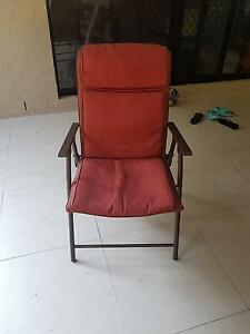 Outdoor Folding Chair (x2) Albany Creek Brisbane North East Preview