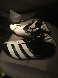 Size 10 men's football cleats