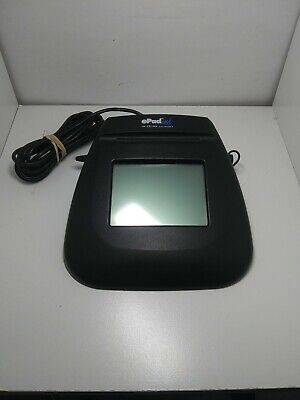 Wired Topaz Systems Signature Terminal 5.3 x 4 in USB electromagnetic