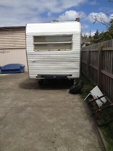 Ford Transit 1984 Motorhome Bus Campervan Cab Chassis Brunswick East Moreland Area Preview