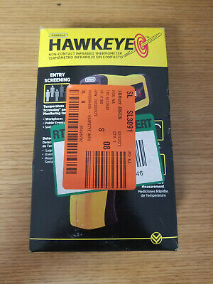 General Hawkeye Ncit100 Non-contact Infrared Thermometer - Open Box