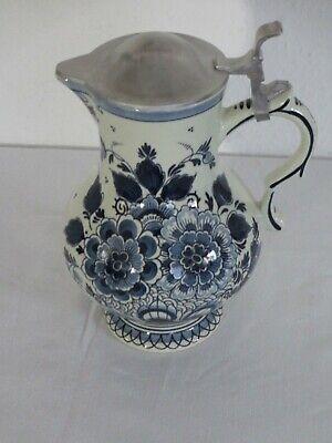 Deckelkrug Vase Saftkanne Royal Goedewaagen