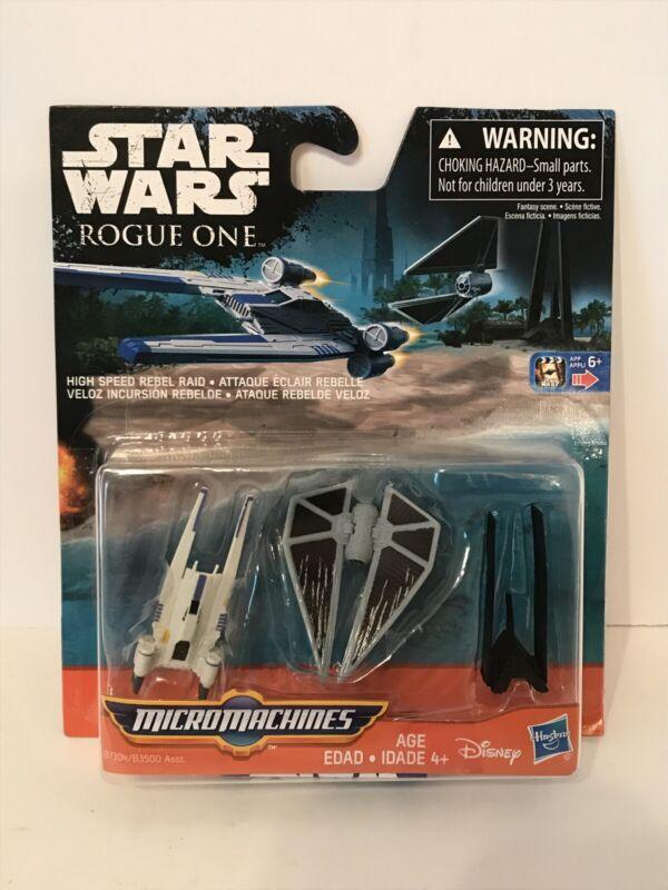 Disney Star Wars Rogue One Micro Machines HIGH SPEED REBEL RAID Micromachines