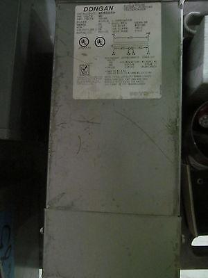 Dongan 1 Kva General Purpose 1 Phase 85-5035sh Prim 600 Sec 120240 Transformer