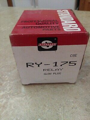 RY-175 Diesel Glow Plug Relay New for E250 Van E350 Econoline Truck Ford F-150