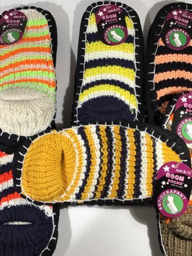 knit room socks non slip slipper socks