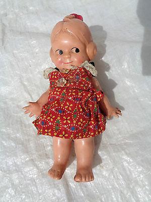 Puppe Schildkröt Zelluloid