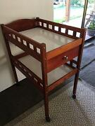 Wooden Baby Change Table Byron Area Preview