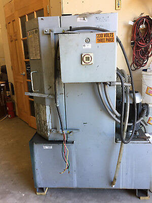 Safety-kleen Fl-250 Industrial Rotary Parts Washer