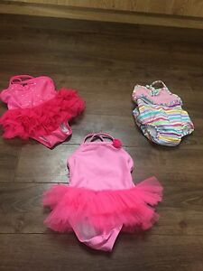 Assortment baby girl clothes
