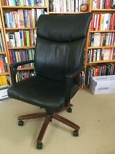 Executive Office Chair North Ryde Ryde Area Preview