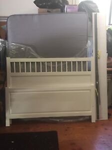 Double bed.- SOLD