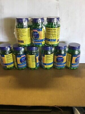 HEB Vitamin B12 1000 mcg 540 Timed Release Tablets Exp 12/2020 bulk 9 sealed jar 1000 Mcg Time Release Tablets