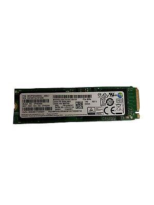 Samsung 256GB 960 Pro SSD SM961 NVMe M.2 80mm SSD PCIe 3.0x4 MZVPW256HEGL