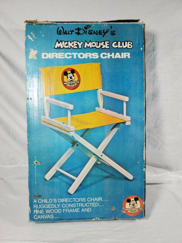 Vintage 1976 Disney Mickey Mouse Club Children