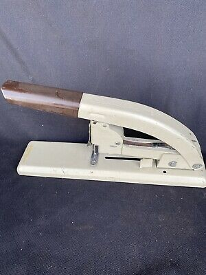 Swingline 113 Vintage Strong Arm Heavy Duty Booklet Stapler. Usa Tested Works