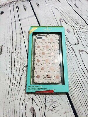 kate spade iphone 8 plus/7plus/6plus/6s plus  case