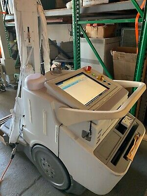 Philips Mobile Diagnost Wdr Portable X-ray Machine Mobilediagnost