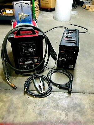 Lincoln Powerwave S350 Advanced Process Pulse Mig Welder K2823