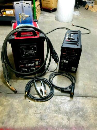 Lincoln Powerwave S350 Advanced Process Pulse MIG Welder K2823