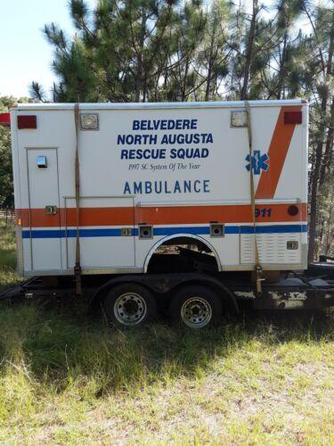 Ambulance Coach Body or Parts