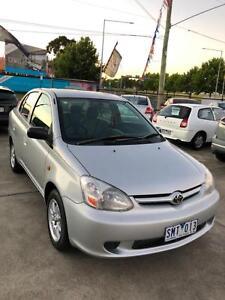 Toyota echo 2003 with roadworthy ((READY)) & 5 Month rego & Auto